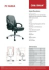 Kursi Kantor Chairman PC 9630 A