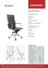 Kursi Kantor Chairman TS 0101