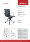 Kursi Kantor Chairman TS 0103