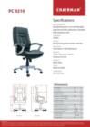 Kursi Kantor Chairman PC 9210