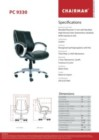 Kursi Kantor Chairman PC 9330