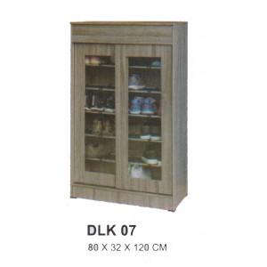 Lemari Pakaian Daiko DLK-07