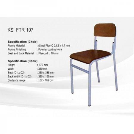 Kursi Sekolah Futura KS FTR 107