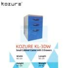 Filling Cabinet Kozure KL-3DW