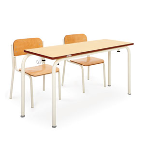 Kursi Dan Meja Sekolah Chitose Uni Desk /Chair